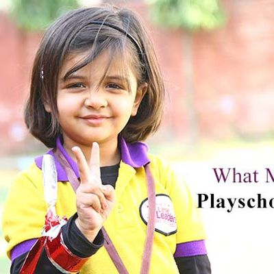 What Makes An Ideal Playschool Curriculum?