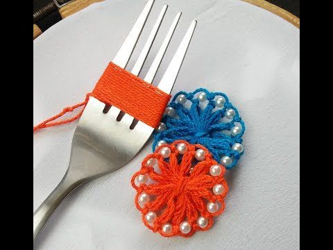 DIY : Do It Yourself : Broderies à la main