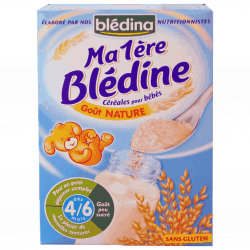 Ma 1ere Blédine for babies 4 months old