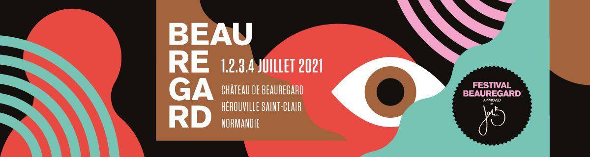 Festival Beauregard 2021 - Découvrez les premiers noms de cette 13ème édition