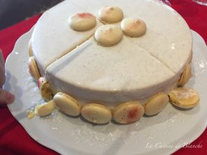 Entremets Mangue Passion
