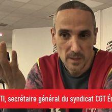 Entretien avec Cédric Liechti, CGT énergie Paris