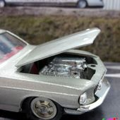 FORD MUSTANG 1969 INTERCARS NACORAL 1/43. - car-collector.net: collection voitures miniatures