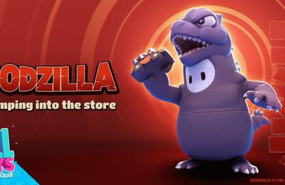 Godzilla se métamorphose pour Fall Guys: Ultimate Knockout à partir du 3 novembre