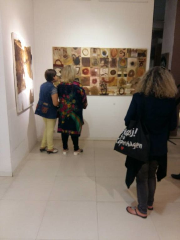 RENCONTRE - NOTRE PARTENAIRE : LA GALERIE ALMAZAR A MARRAKECH