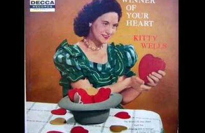 Kitty Wells – The winner of your heart – Harmonica A