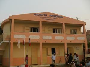 Le centre de formation professionnelle