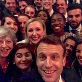 Calais : Macron s'est fait rouler, la France continue de faire le boulot des Anglais !