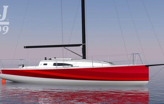 Un nouveau voilier de 32 pieds à la rentrée pour J/Boats, le J/99 !