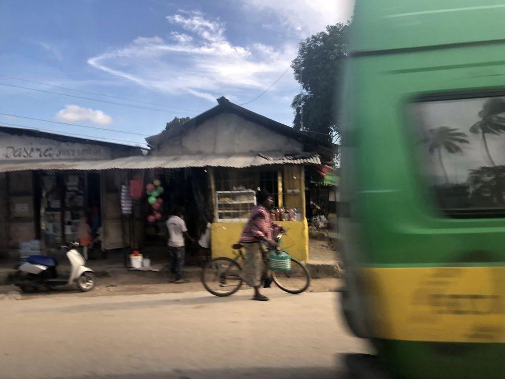 Tanzanie, Zanzibar, fin du voyage.