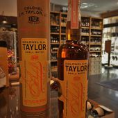 Colonel E.H. Taylor JR Small Batch - Passion du Whisky