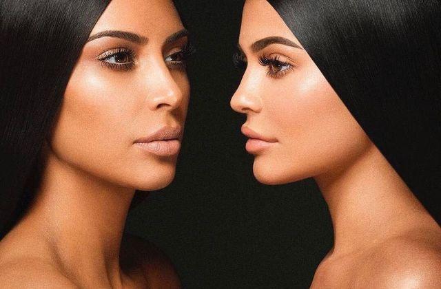 Les soeurs Kim et Kylie, juste sublimes❤❤❤