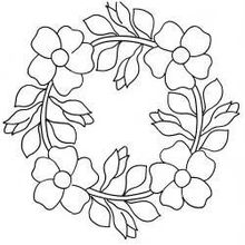 Daisies, butterflies, flowers and more coloring pages for Spring! - MyKingList.com