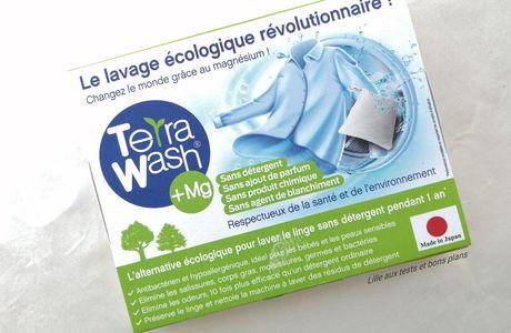 Laver son linge autrement avec TerraWash