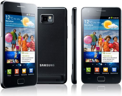 Samsung Galaxy S 2, c'est pour bientôt.