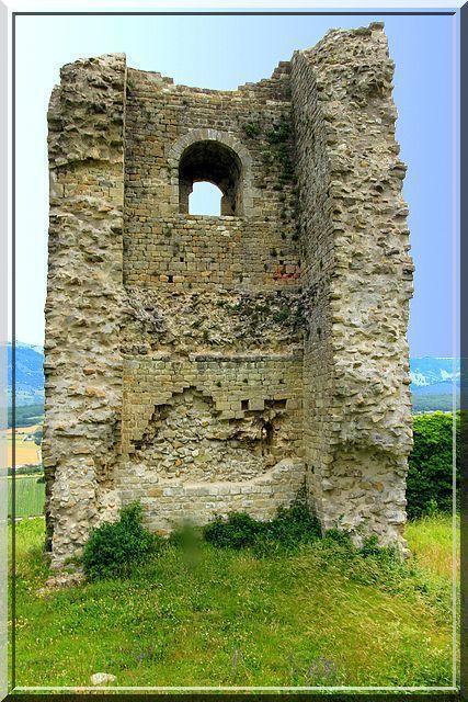 Diaporama château de Bourdeaux