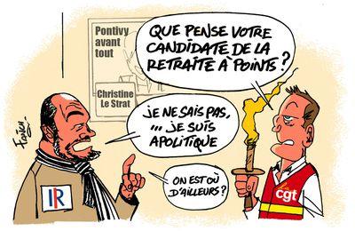 Amnésie politique : même à Pontivy !