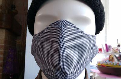 Masques.patron chu Grenoble.covid19
