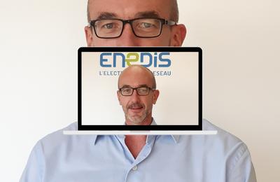 Bastien TOULEMONDE prend la tête de la Direction régionale Enedis Midi-Pyrénées Sud