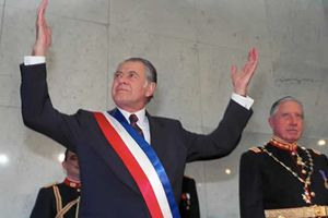 Patricio Aylwin dies at 97; Chilean president consolidated fragile democracy after Pinochet's rule