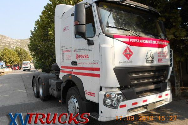 1/ Camion Tractor Howo 6x4 - 4x2 - Camiones Howo Volquete 6x4 - Camiones Howo Cisterna 6x4 - 8x4 - Camiones  Elevador de Gancho Howo - Autobús - Howo China - Sinotruk China