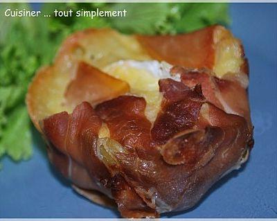 Ballotins jambon-camembert
