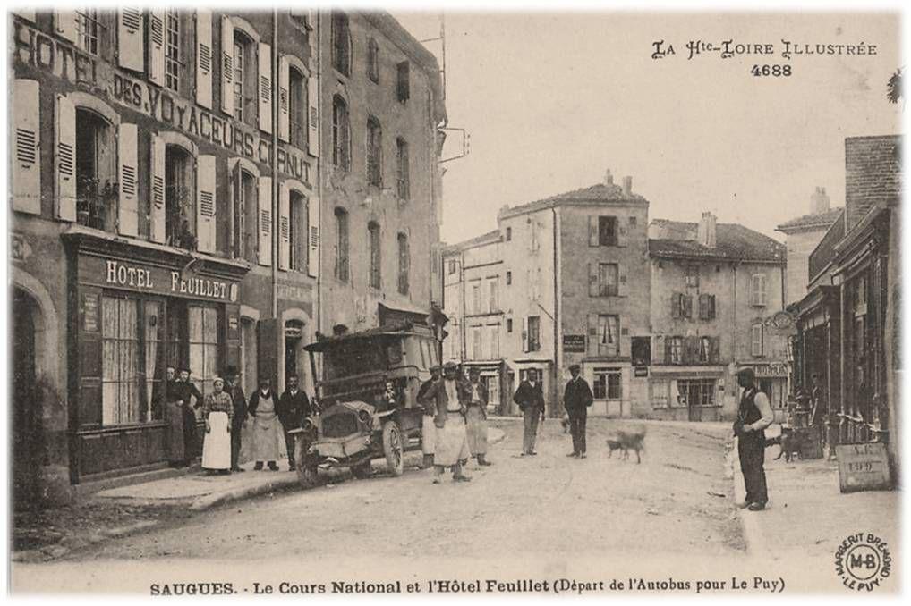 Il était une fois Saugues en Auvergne