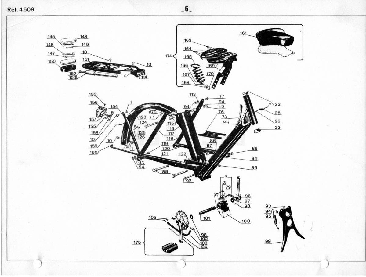 08. 4600 V1 Spare Parts Catalogue