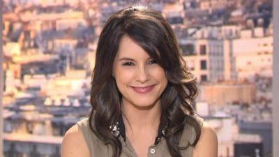 2013 04 20 - MARION JOLLES-GROSJEAN - TF1 - L'AFFICHE DU JOUR @12H50