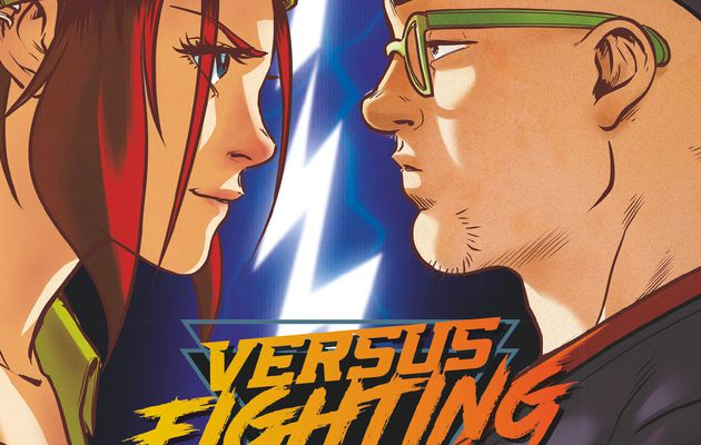 [REVUE MANGA] VERSUS FIGHTING STORY ROUND 2 aux éditions GLENAT