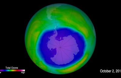 Reason to Hope #39 : Ozone Layer Healing