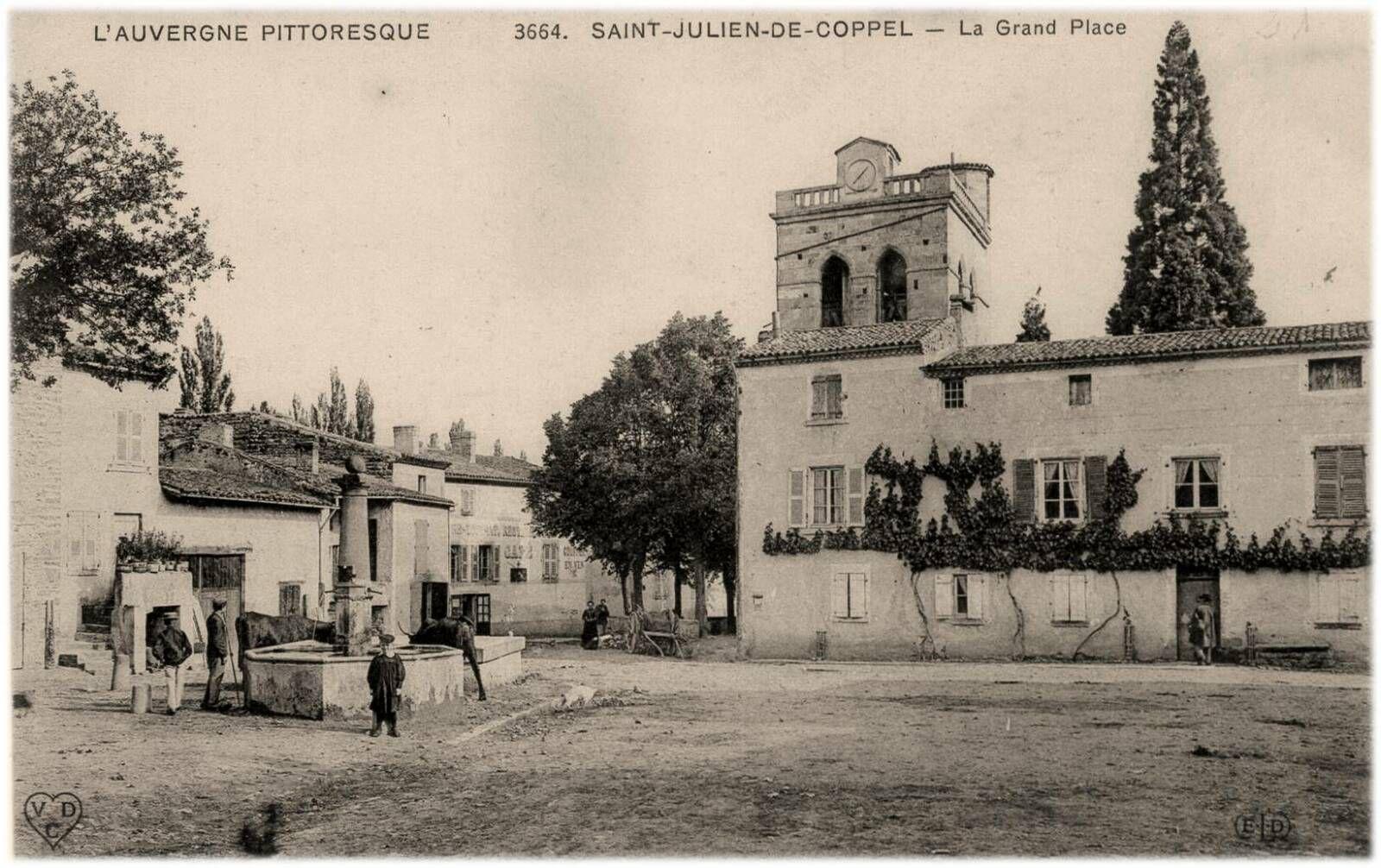 Il était une fois saint Julien de Coppel