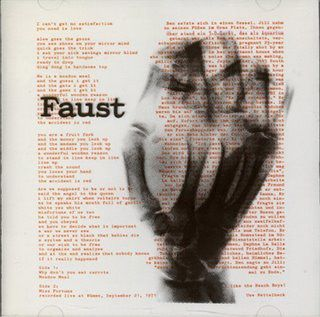 Faust - L'Indienne