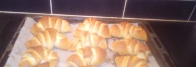 CROISSANTS EXPRESS THERMOMIX