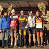 Cyclo cross de cyclo cross Brette Sportifs le janvier 2017