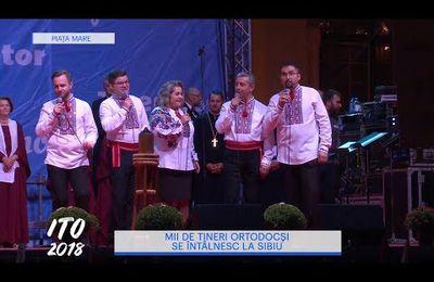 Cvintetul vocal ANATOLY, ITO 2018 - Sibiu