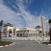 La nouvelle mosquée du Port de Tanger (5 photos) - Le blog de Bernard Moutin