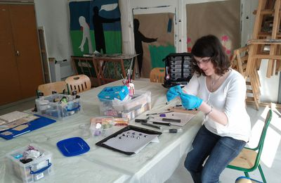 Atelier finitions