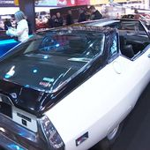 Voitures anciennes : les plus belles à découvrir au Salon Rétromobile - Le journal de 13h   TF1