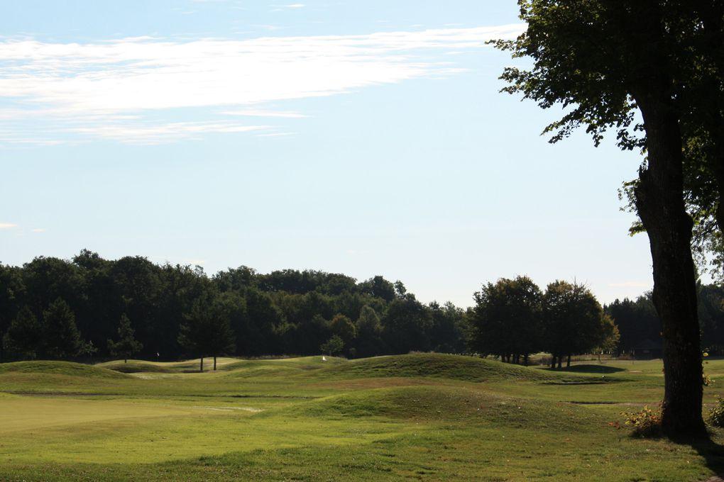 Golf Club Mignaloux Beauvoir POITIERS Photos: E&M CRIVAT 2011