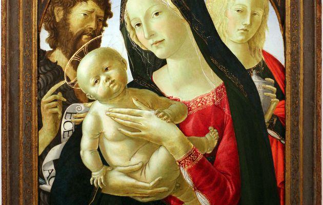 Pourquoi Marie-Madeleine est-elle parfois représentée enceinte (1/2) : Marie-Madeleine et Jean-Baptiste