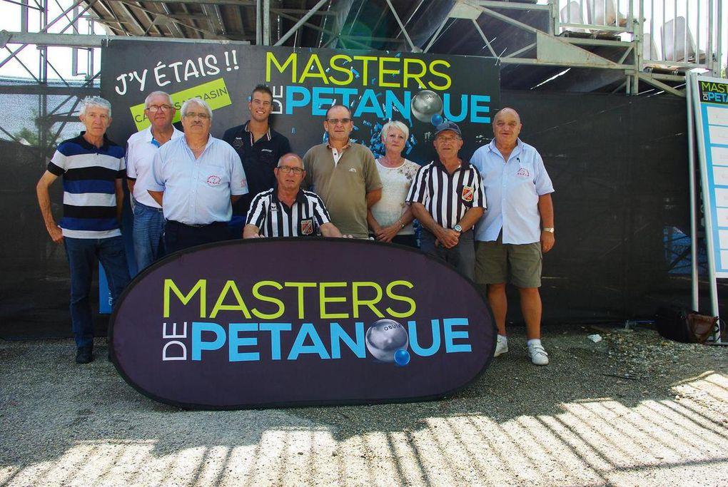 SOUVENIRS DES MASTERS A CASTELSARRASIN (82)