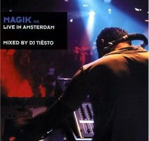 Tiësto - MAGIK SIX - Live in Amsterdam, rerelease 29 october 2012