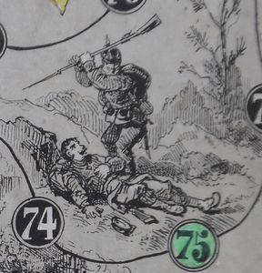 la guerre de 1870, un drôle de jeu...