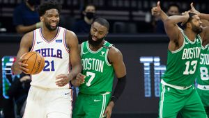 Joel Embiid encore en mode MVP face aux Boston Celtics : 42 points et 10 rebonds