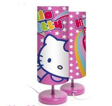 Lampe de chevet Hello Kitty