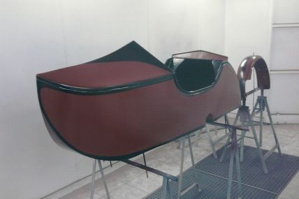 side car bufflier(peinture carrosserie)