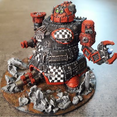 Epic : Grand Gargant Ork