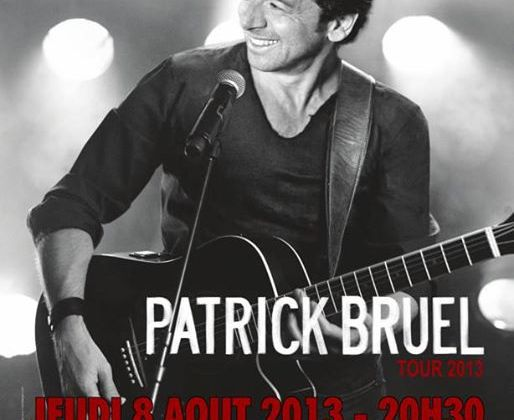 PATRICK BRUEL - LIVE IN TLV - part 1