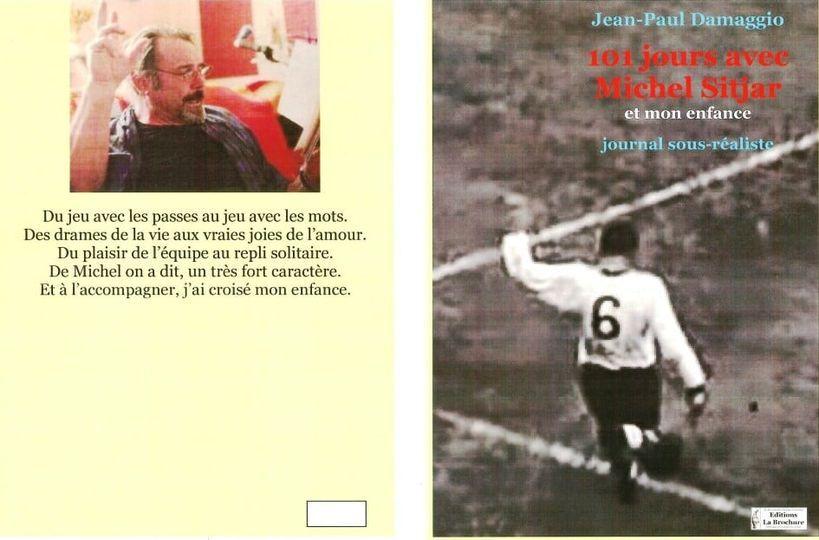 Un livre sur Michel Sitjar